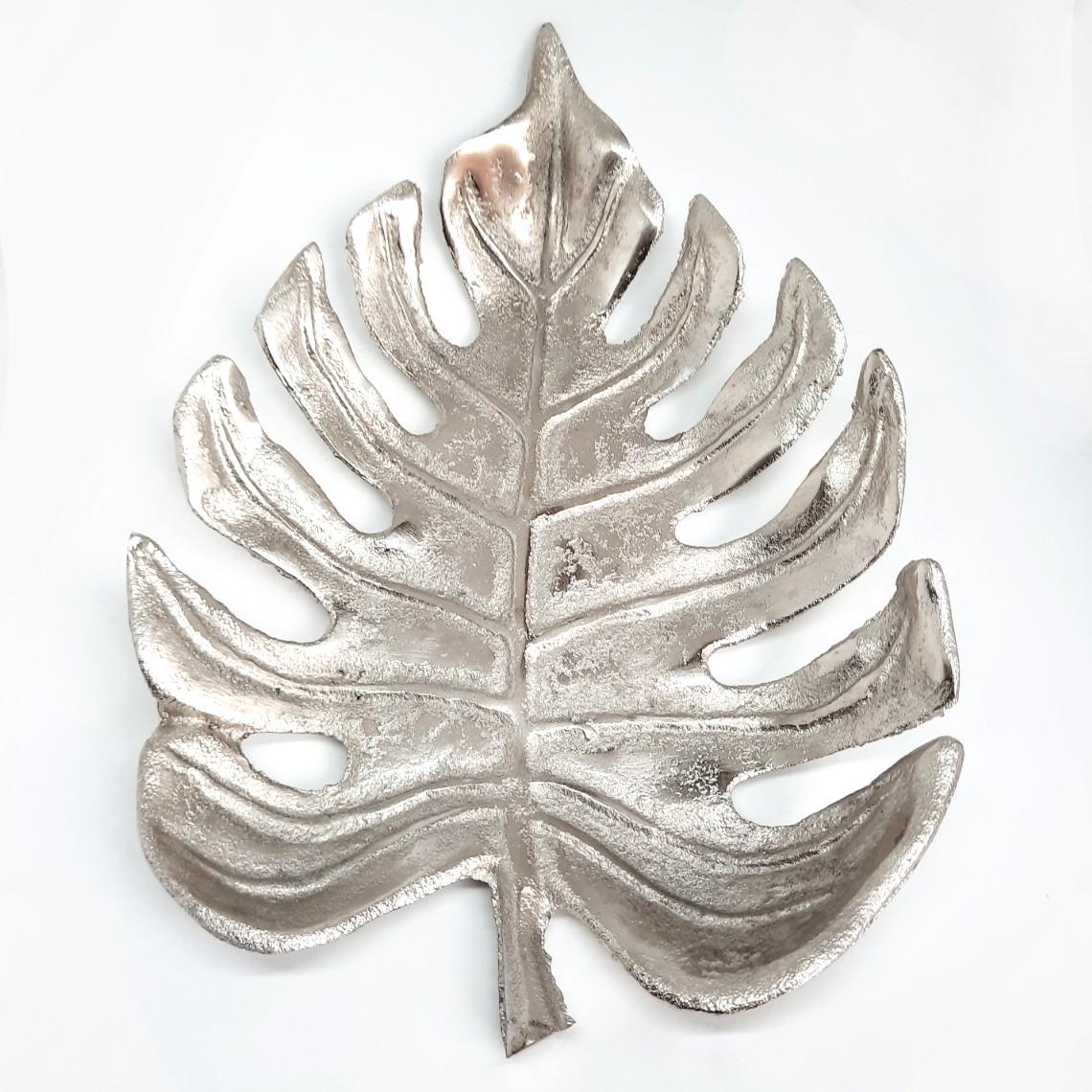 Schaal aluminium blad