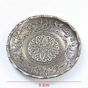 bronskleurig schaaltje Arabisch
